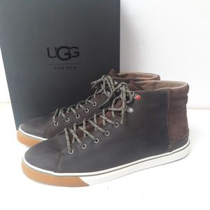 CLEARANCE! Men's UGG Leather high tops 13